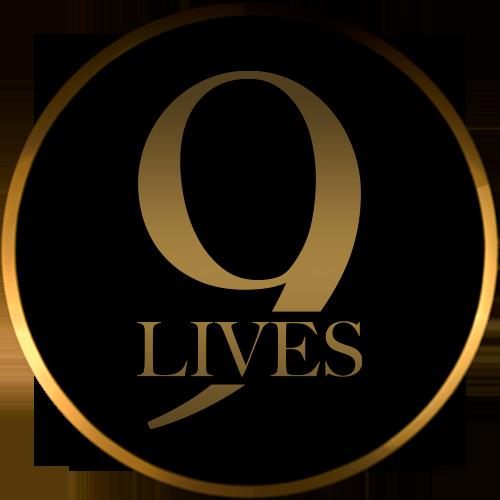 9 Lives Logo Desktop